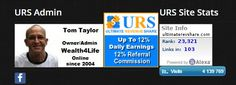 http://www.ultimaterevshare.com?r=Damian Guys this is the most stable revshare program to date 100's of people joining everyday. Tom Taylor is one of the most trusted guy's online and from his experience  online over the years he has built a program that is designed to last for many many years to come. Also Join our Facebook group and see for yourself. https://www.facebook.com/groups/1511721052453587/