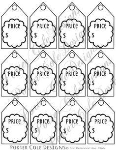 1000 images about business on pinterest yard sales price tags and home management binder. Black Bedroom Furniture Sets. Home Design Ideas