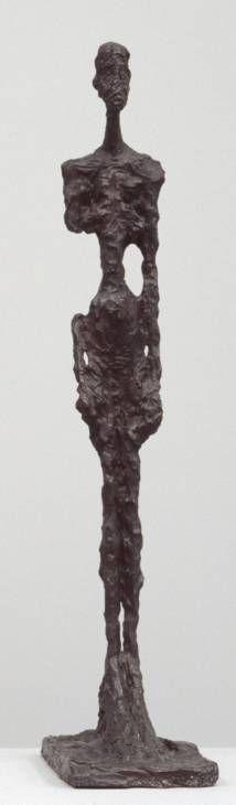 Alberto Giacometti - Standing Woman