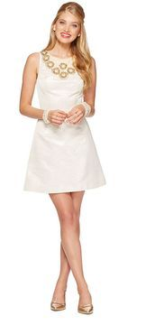 Lilly Pulitzer-wythe dress