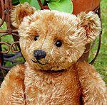 Apricot c1906 Old Teddy Bears, Antique Teddy Bears, Teddy Bear Toys, Needle Felted Animals, Felt Animals, Teddy Beer, Love Bears All Things, Bear Doll, Plush Dolls