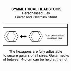 Personalised Guitar Stand And Plectrum Holder By Mij Moj Design | notonthehighstreet.com Acoustic Guitar Lessons, Guitar Songs, Acoustic Guitars, Guitar Diy, Gift For Music Lover, Music Lovers, Guitar Wall Stand, Acoustic Guitar Accessories, Guitar Hero