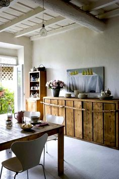 WABI SABI Scandinavia - Design, Art and DIY.: Country kitchen style