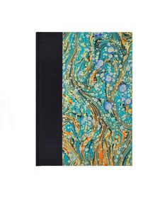 "Artist new Keepsake book/Journal w/Blank Paper ""Turquoise Waters"" just $25"