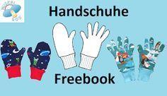 Freebook: Tutorial - Handschuhe/Fäustlinge für Kinder
