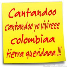 vamos seleccion colombia | ... GOOOOOOL..... ARRIBA MI SELECCION COLOMBIA!!!!: ORGULLO COLOMBIANO Colombia Travel, Inspirational Phrases, Beautiful Places To Visit, Slogan, How To Plan, Bella, Soccer, Culture, Quotes