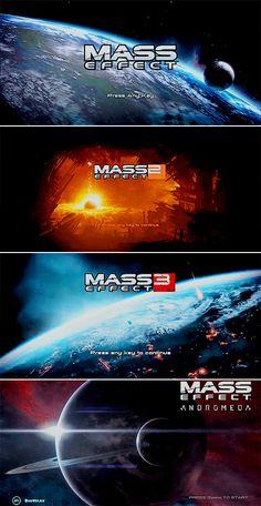 Videojuegos de Mass Effect