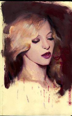 Superb Moleskine Art by Rodrigo Enrique Luff. #moleskine #art #superb