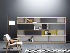 Lau Shelving - AJAR furniture and design