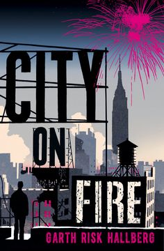 The much-anticipated debut novel from Garth Risk Hallberg, CITY ON FIRE. Transport yourself to 1970s New York.