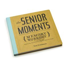 The Senior Moments Memory Workout 60th Birthday GiftsMemoriesIn