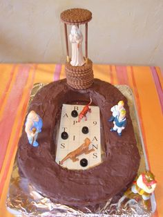 Fort_Boyard2 Anniversaire Star Wars, Birthday Cake, Birthday Parties, No Bake Cake, Kids Meals, Candy, Desserts, Diy, Food
