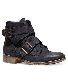 Steve Madden Women's Territory Booties - Shoes - Macy's