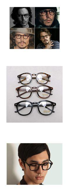 Mens discount Retro Vintage Moscot Replica Lemtosh Glasses at Farixquare