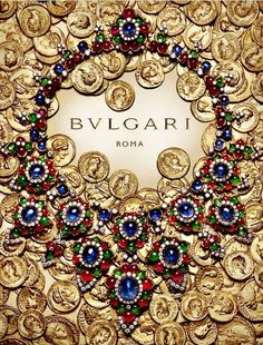 Fine jewelry / karen cox. * Bvlgari because I would wear this and fur and nothing else.