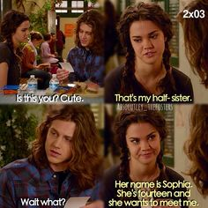 The Fosters 2x03