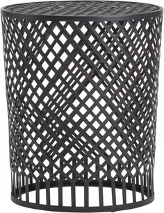 Braiden Side Table in Accent Tables | Crate and Barrel