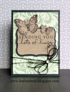 Like this saying for a sympathy card