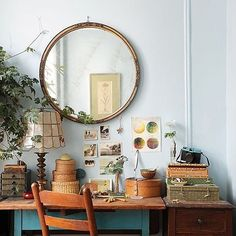 Now that's a desk we would work at! via @sfgirlbybay