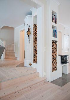 I built this! Home Interior Design, Interior Architecture, Design Interiors, Small Cozy Apartment, Inside A House, Swedish House, Scandinavian Home, Contemporary Interior, My Dream Home
