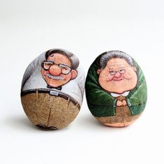 Couple love (stone painting) - Designer Is.ideastone - Pinkoi