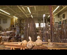 John Udvardy: The Studio