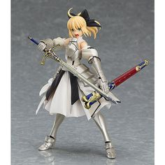 Fate/Grand Order figma Action Figure : Saber/Altria Pendragon [Lily]