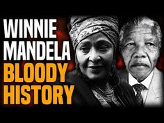 The Bloody History of Winnie and Nelson Mandela, South Africa Cries - YouTube