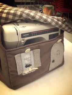 1000 images about cucito on pinterest feltro cat bag for Porta bobina macchina da cucire