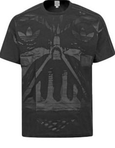 ADIDAS First Edition Star Wars DARTH VADER Men's T-Shirt Size XL Black Limited   #adidas #GraphicTee