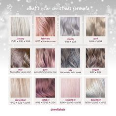 Hair Studio, Pretty Hairstyles, Hair Trends, Hairdresser, Hair And Nails, Hair Beauty, Hair Color, Let It Be, Holidays