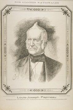 Maison de Louis-Joseph Papineau à Montréal - Articles | Encyclopédie du…