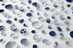 ceramic play collections by nendo for gen-emon porcelain kiln