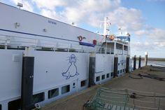#msMidsland #veerboot #Terschelling #Harlingen @rederijdoeksen
