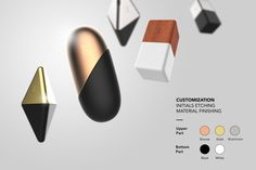 Ditto / Communication Device - by Chelsea Stewart, Adem Onalan and Shixiao Wang / Core77 Design Awards