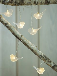 Bird Light Garland
