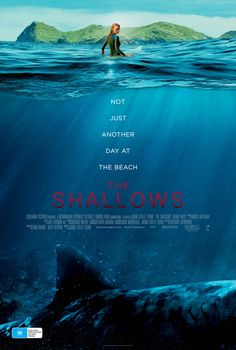 the shallows - movie - poster