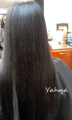 Relaxed Hair Health: Japanese Straightening: A healthier alternative to relaxers? Ethnic Hairstyles, Loose Hairstyles, Relaxed Hair Health, Japanese Hair Straightening, Hair Secrets, Hair Tips, Coarse Hair, Natural Hair Styles, Long Hair Styles