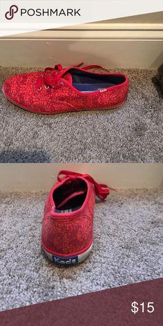 Keds Red keds Keds Shoes Flats & Loafers