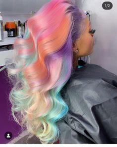 Women Hairstyles For Fine Hair .Women Hairstyles For Fine Hair Baddie Hairstyles, Weave Hairstyles, Pretty Hairstyles, Bandana Hairstyles, Bridal Hairstyles, Formal Hairstyles, Summer Hairstyles, Curly Hair Styles, Natural Hair Styles