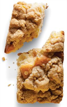 CRUMB COFFEE CAKE  Easy to prepare with the straightforward flavors of cinnamon and walnuts, everyone should have a recipe for a classic crumb coffee cake.