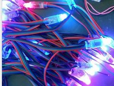 25pcs 12mm IP65 Waterproof Full Color RGB LED Pixel Modules with WS2801 2801 IC $18.99