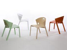 Benjamin Hubert - Pelt chair