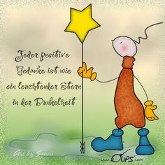 Sterne in der Dunkelheit... German Language, True Words, Origami, Disney Characters, Fictional Characters, Wordpress, Lettering, Cartoon, Motivation