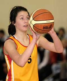 Bailey McDougall attended Lincoln University on a basketball scholarship.