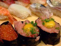 寿司 / sushi by aoiyane, via Flickr