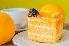 Pastel de Naranja y Nata Te enseñamos a cocinar recetas fáciles cómo la receta de Pastel de Naranja y Nata y muchas otras recetas de cocina..