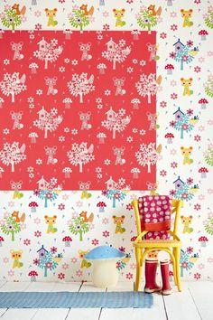 Eijffinger Tout Petit 354032 at Wallpaperwebstore