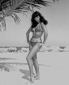 bettie page | bettie-page-florida-keys-photograph1