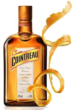 Cointreau is an orange flavoured liqueur that is best served with ice, it can also be found at the heart of many cocktails.